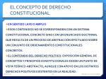 el concepto de derecho constitucional4