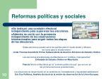 reformas pol ticas y sociales2