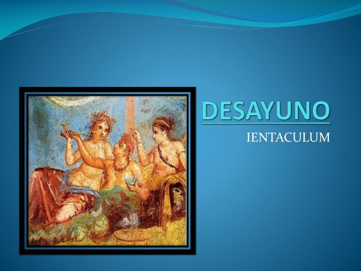 Ientaculum