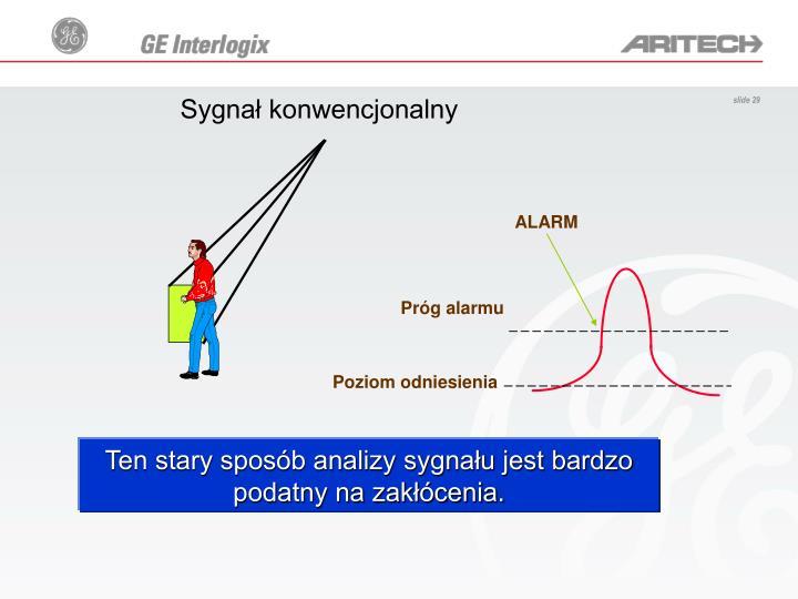 Sygnał konwencjonalny