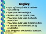 anglicy