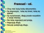 francuzi cd