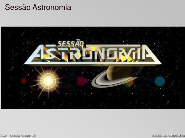 Sess o astronomia