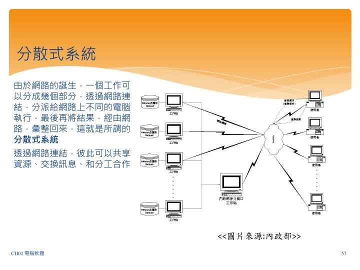分散式系統