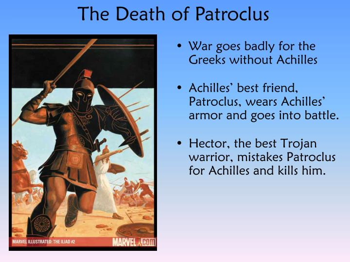 The Death of Patroclus