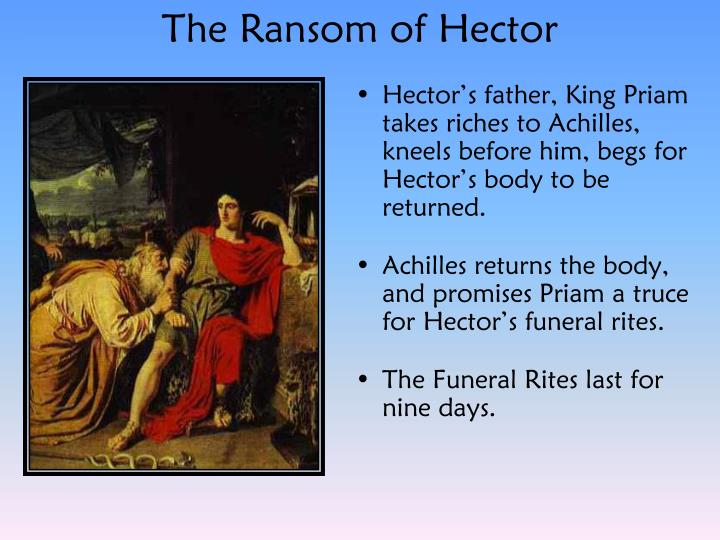 The Ransom of Hector