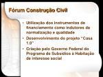 f rum constru o civil