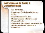 instrumentos de apoio competitividade2
