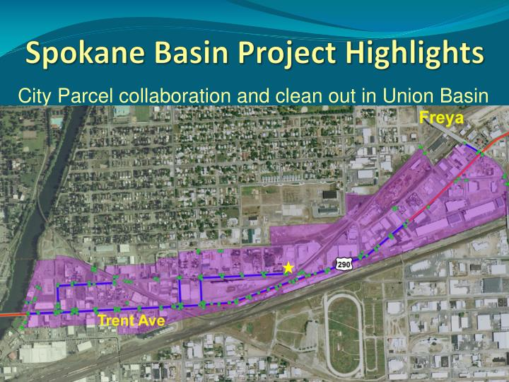 Spokane Basin Project Highlights