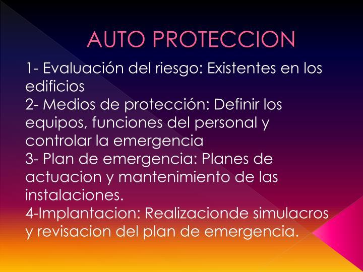 AUTO PROTECCION