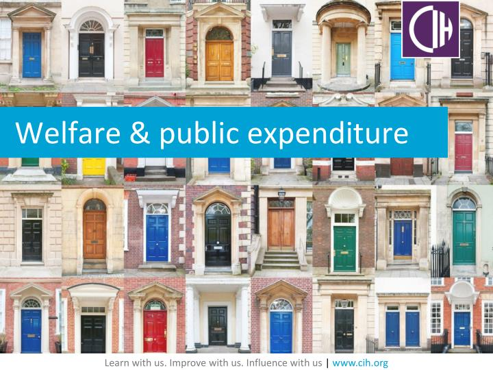 Welfare public expenditure