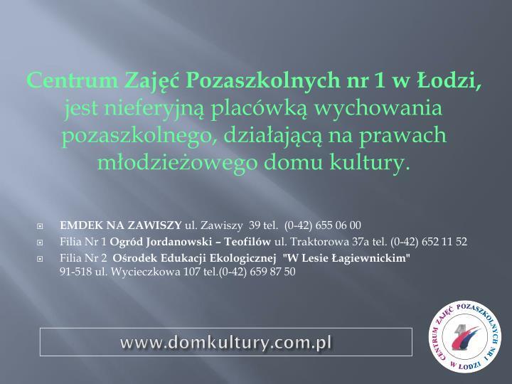 www.domkultury.com.pl