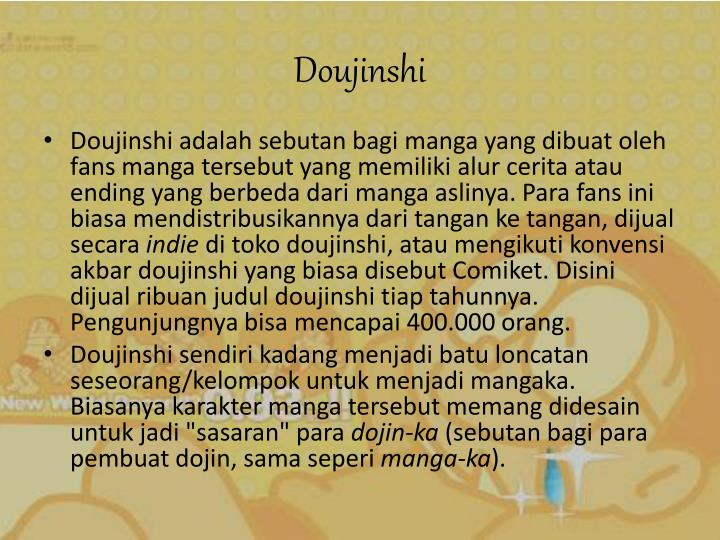 Doujinshi