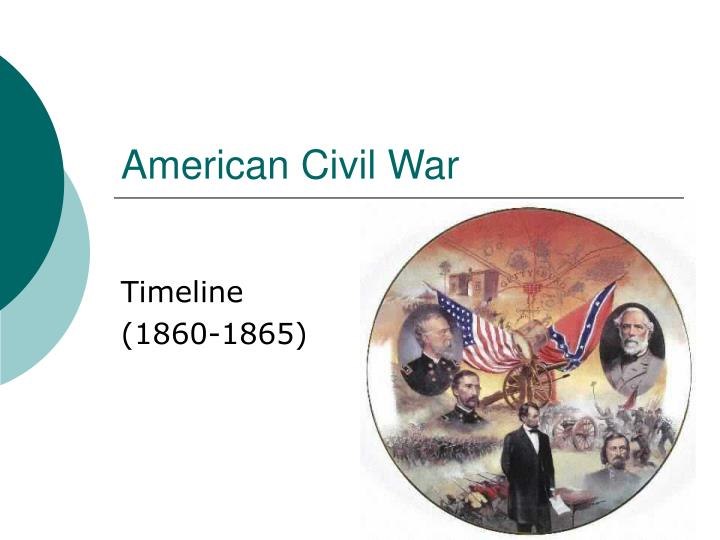 american civil war n.