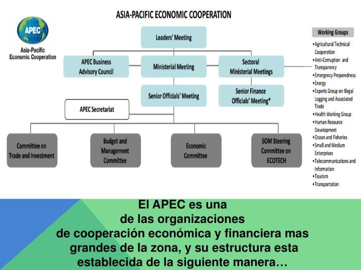 El APEC es