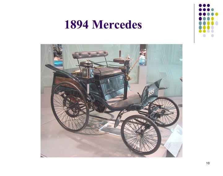1894 Mercedes