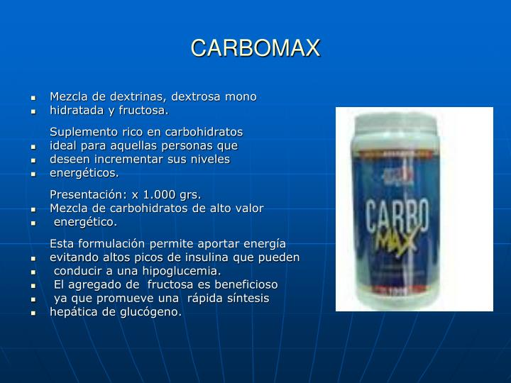 CARBOMAX