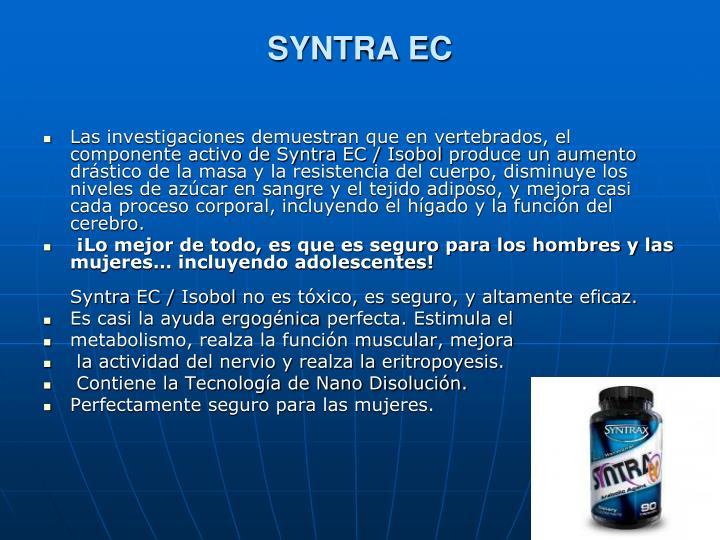SYNTRA EC