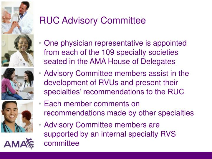 RUC Advisory Committee