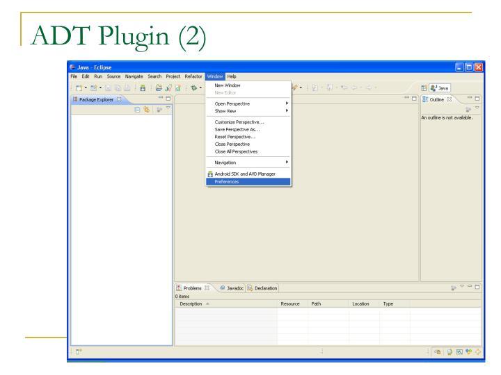 ADT Plugin (2)