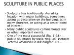 sculpture in public places