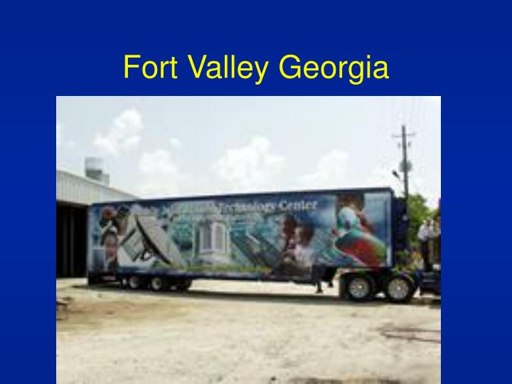 Fort Valley Georgia