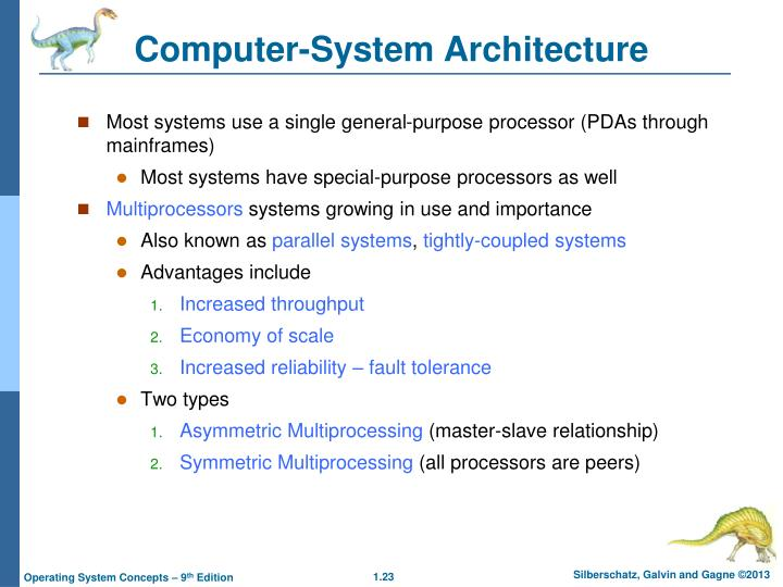 Computer-System Architecture