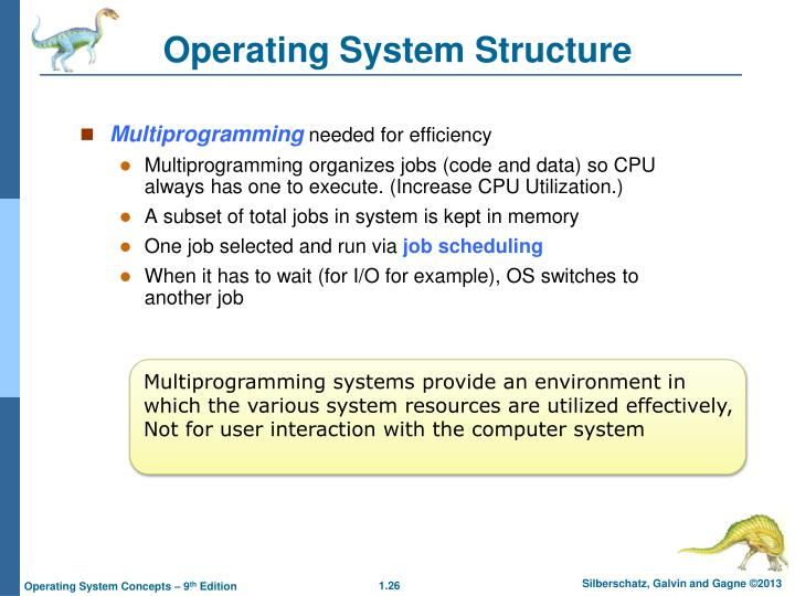 Operating System Structure