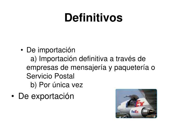 Definitivos
