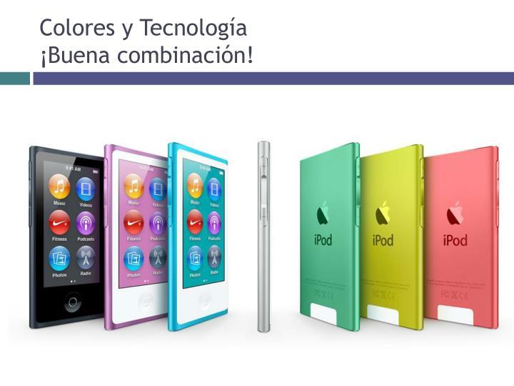 Colores y Tecnología
