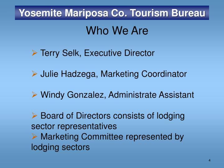 Yosemite Mariposa Co. Tourism Bureau