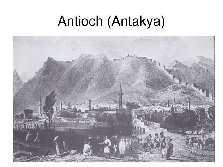 Antioch (Antakya)