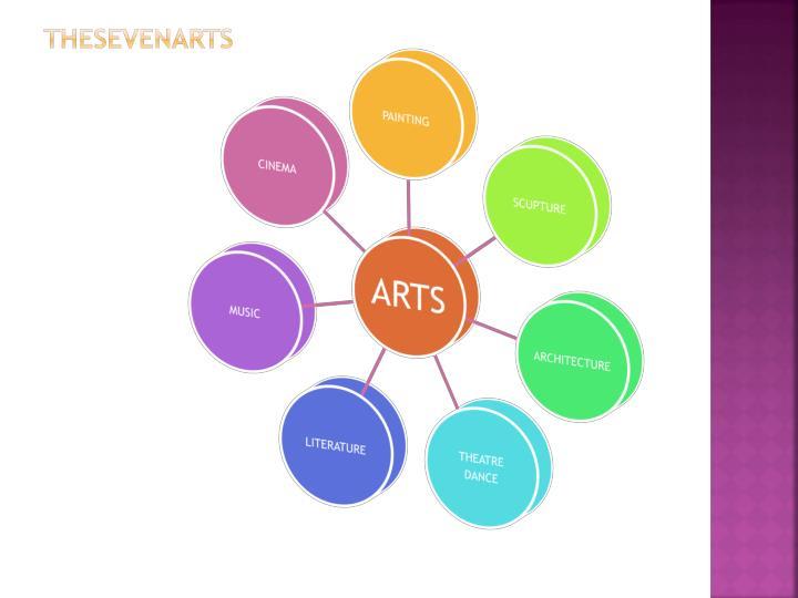 Thesevenarts