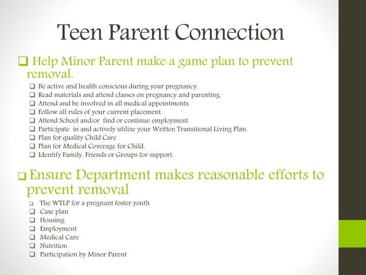 Teen Parent