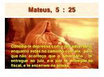 mateus 5 25