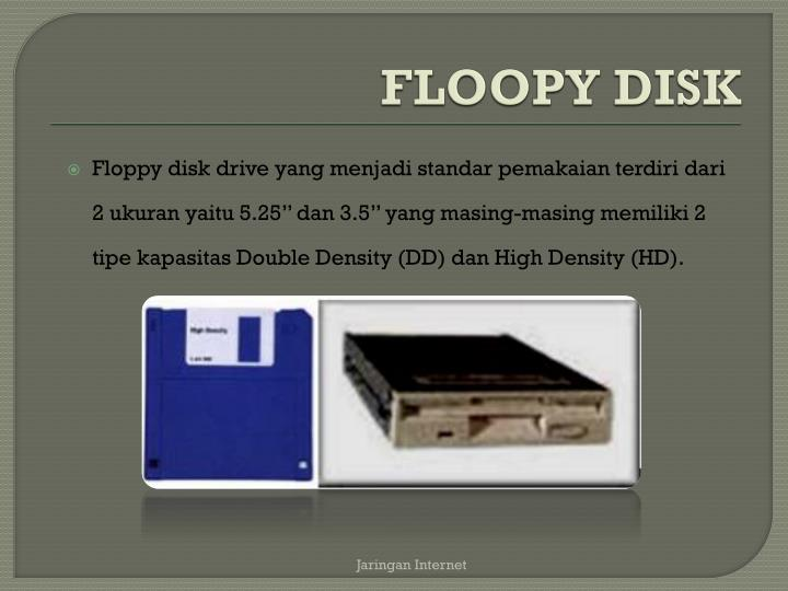 FLOOPY DISK