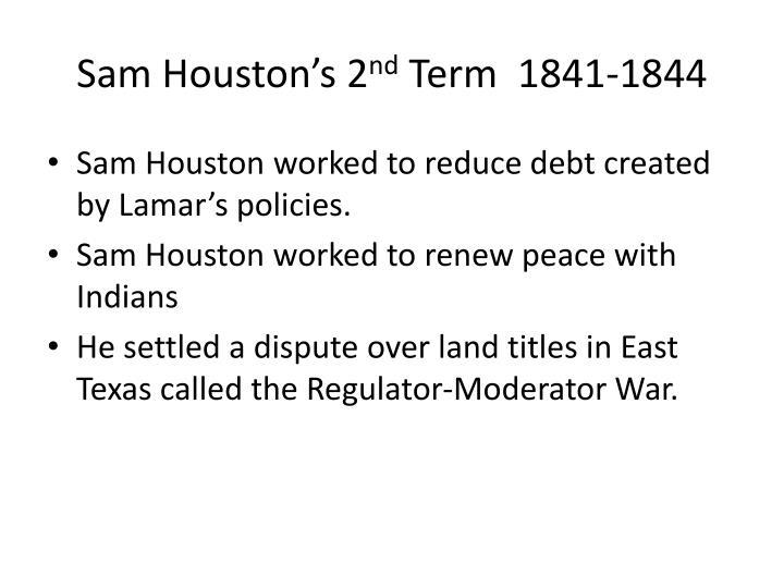 Sam Houston's 2