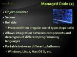 managed code 2