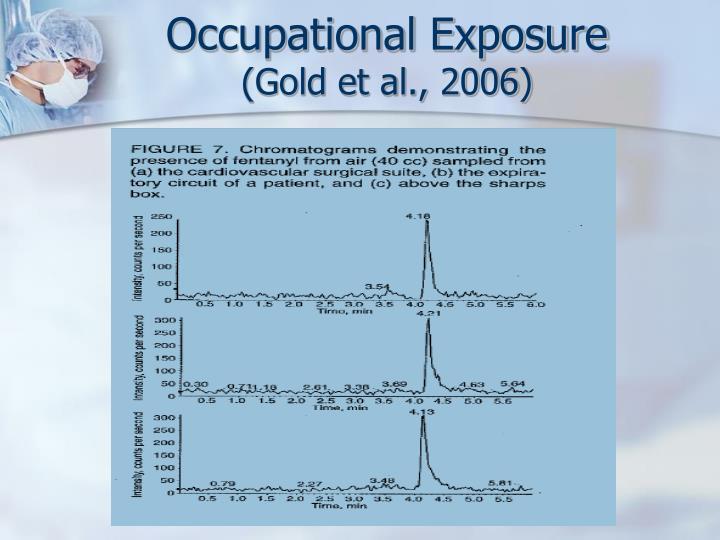 Occupational Exposure