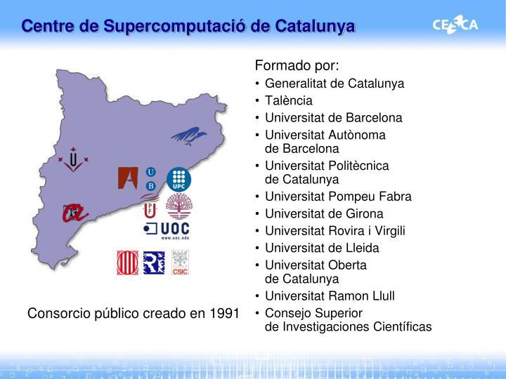 Centre de supercomputaci de catalunya