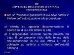 sif universita degli studi di catania farmindustria13