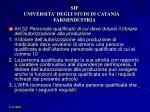 sif universita degli studi di catania farmindustria7