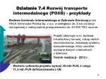 dzia anie 7 4 rozw j transportu intermodalnego poii przyk ady1