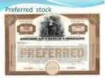 preferred stock1