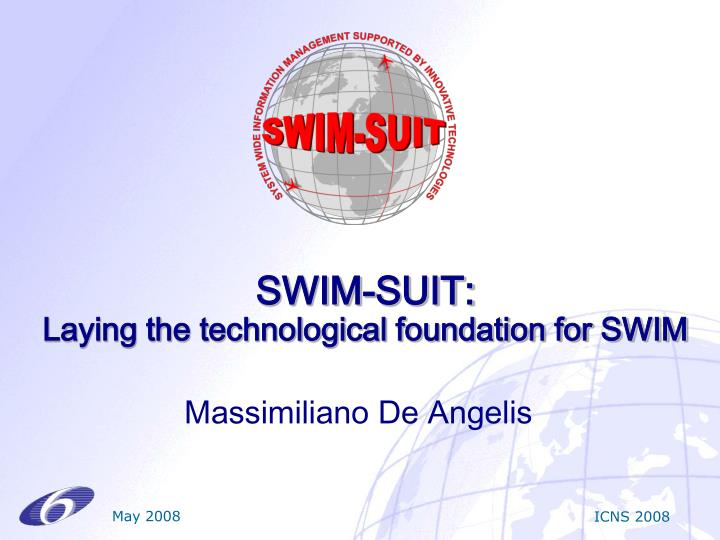 swim suit laying the technological foundation for swim n.