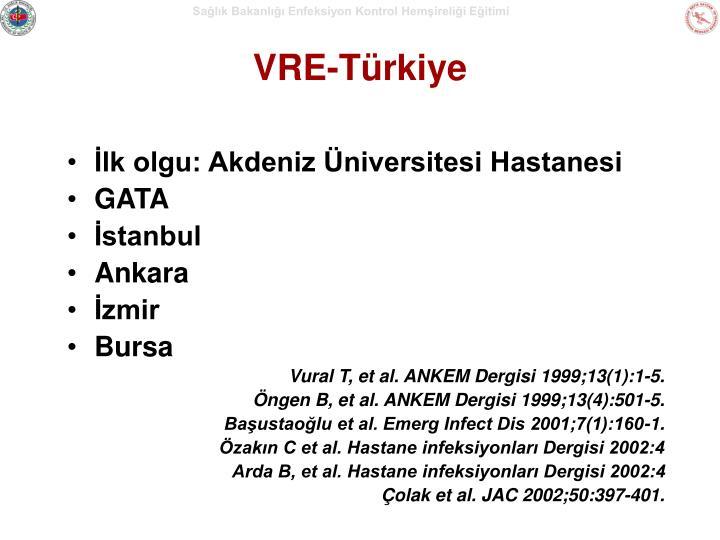 VRE-Türkiye