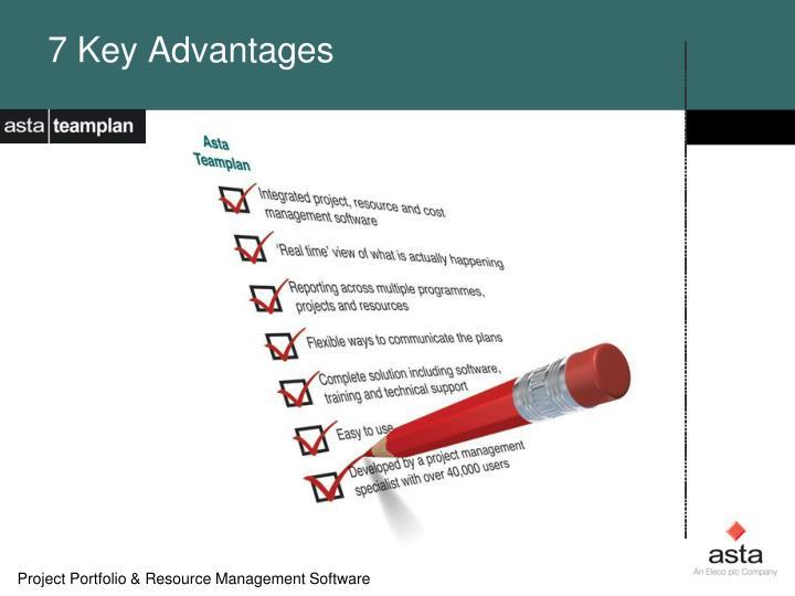 7 Key Advantages