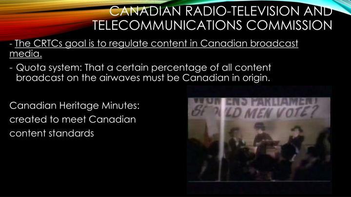Canadian Radio-television