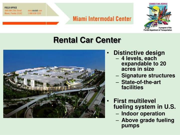 Rental Car Center