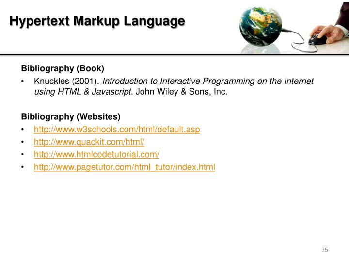 Bibliography (Book)